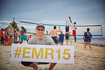 EMR Group 1 Volleyball
