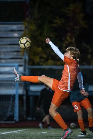 WBL Boys Soccer Playoff -v- Roseville 2020