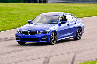 June 6 TNiA Novice Blue BMW 3