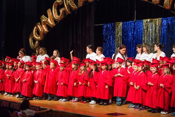 Central Pre-School Graduation