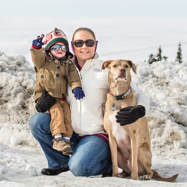 my family week 6: up to Timberline