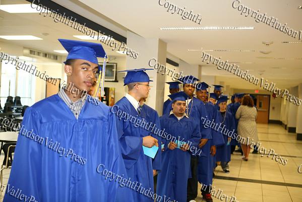 Newburgh Free Academy Summer Graduation