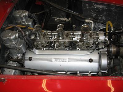 Ferrari 166 Spyder Corsa 166 Nr.014 I by Scaglietti  1948