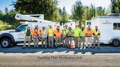Puyallup Fiber Drill 2018