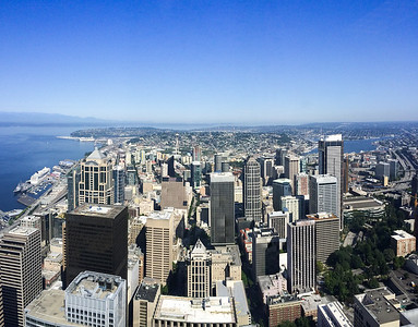 Views of Seattle
