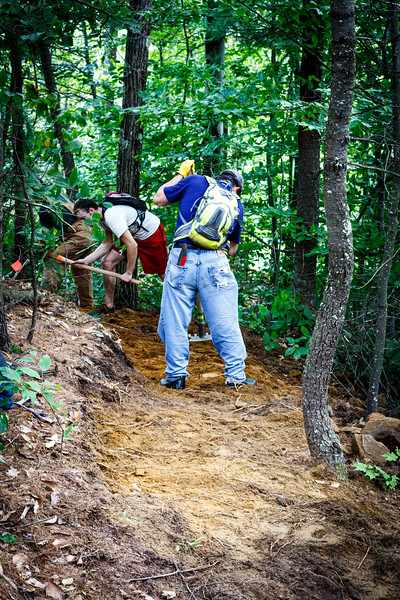 NEMBA TrailFest at Highland Mountain Bike Park (September 2013)