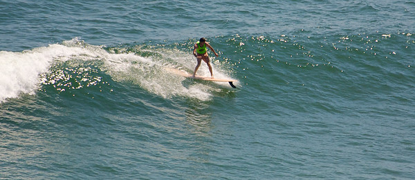 Rooftop ECSC Surfing Pics