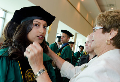 USF College of Medicine Commencement 2011