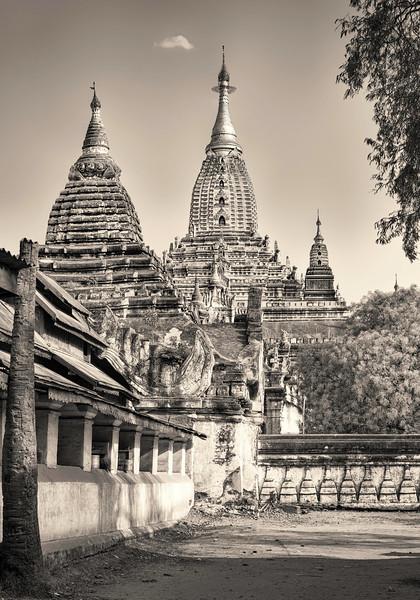 Ananda Temple. Bagan.