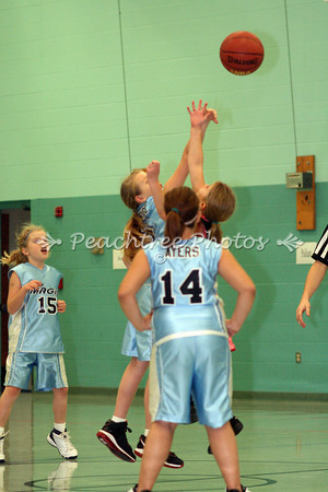 AAU Magic vs. Hot Shots 12-04-10