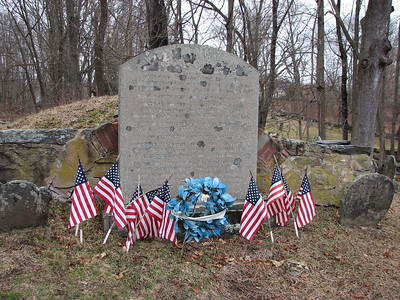 Gen. Jedediah Huntington Home and Grave