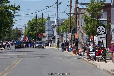 2015 Highlands Memorial Day Parade