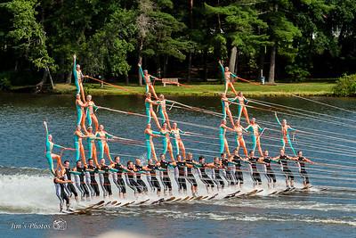 Waterski - Mad-City Ski Team 2015 State Tournament