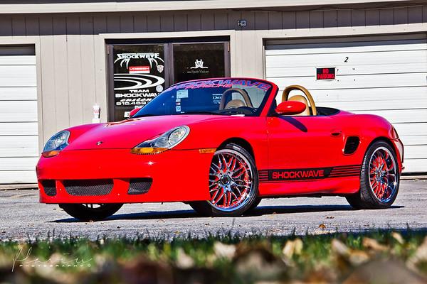 Shockwave Porsche