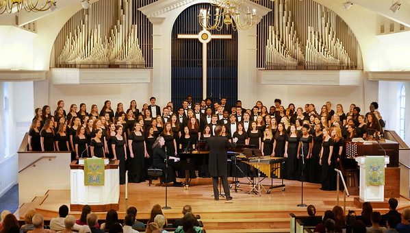 We Belong to Each Other -Three Choirs Unite at Naples United Church of Christ