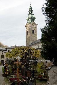 St Peters Cemetery - Salzburg