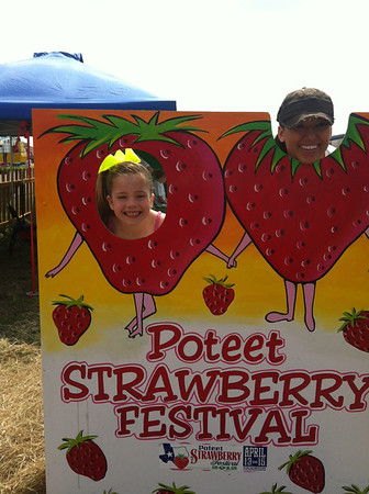 Poteet Strawberry Festival - 2012