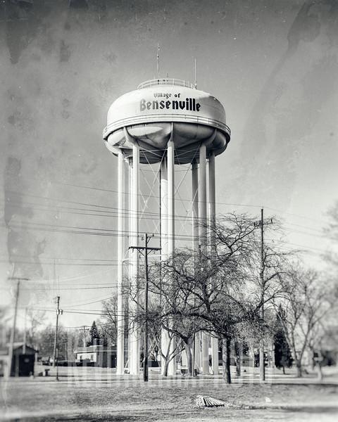 Village of Bensenville Water Tower