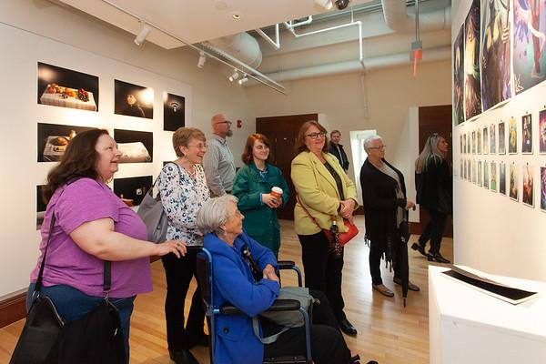 Emmanuel College: Senior Art Show 5/3/19
