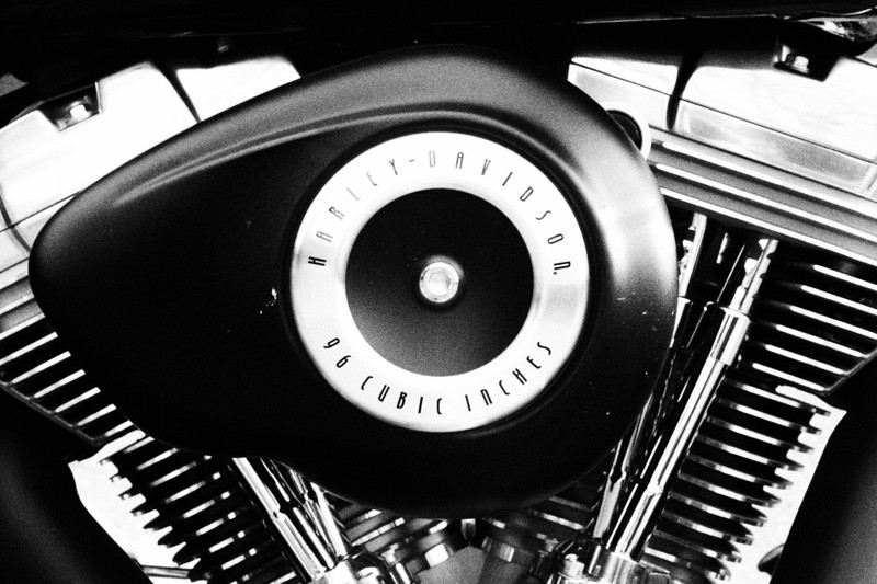 Ken's Harley