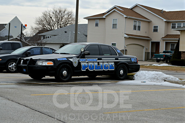 Indiana Police Departments