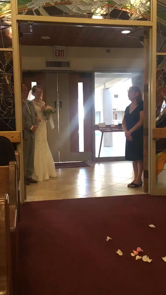 Ben and Meghan's Wedding Videos