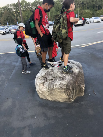 Stone Mountain Hike Sept 2021