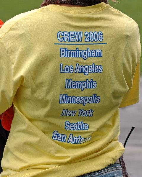 Crew 2006 for American Idol