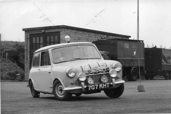 1960-62 Driving Tests
