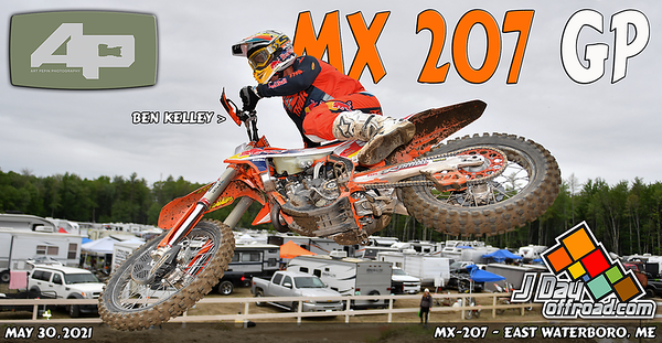 Rnd 5 - MX-207