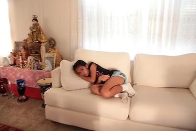 2012-07-21 Zaeda and Lola Mama Bday