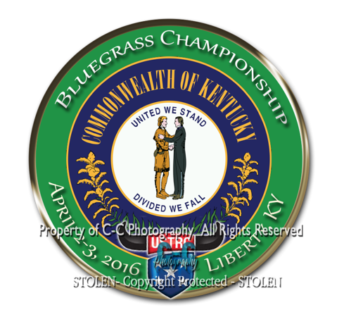 BlueGrass Championships Liberty KY 2016 USTRC