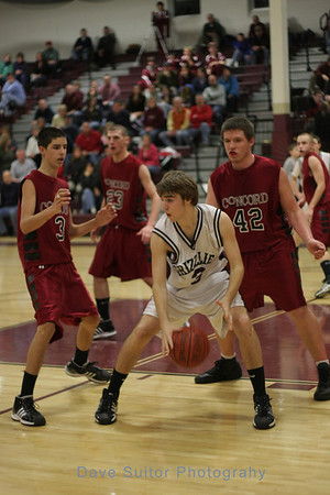Boy's Varsity Basket Ball
