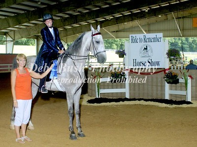 CLASS 9 OPEN PLEASURE  PROSPECT--RIBBONS CAN BE MOVED