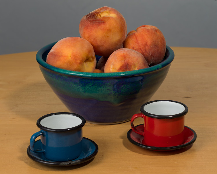 Peaches And Cups