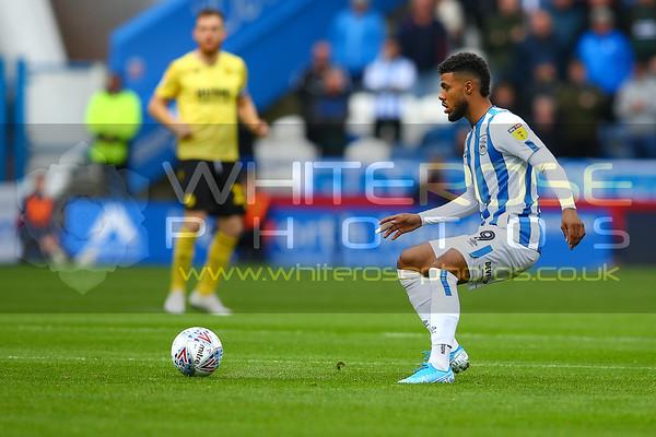Huddersfield Town v Millwall 28 - 09 - 19