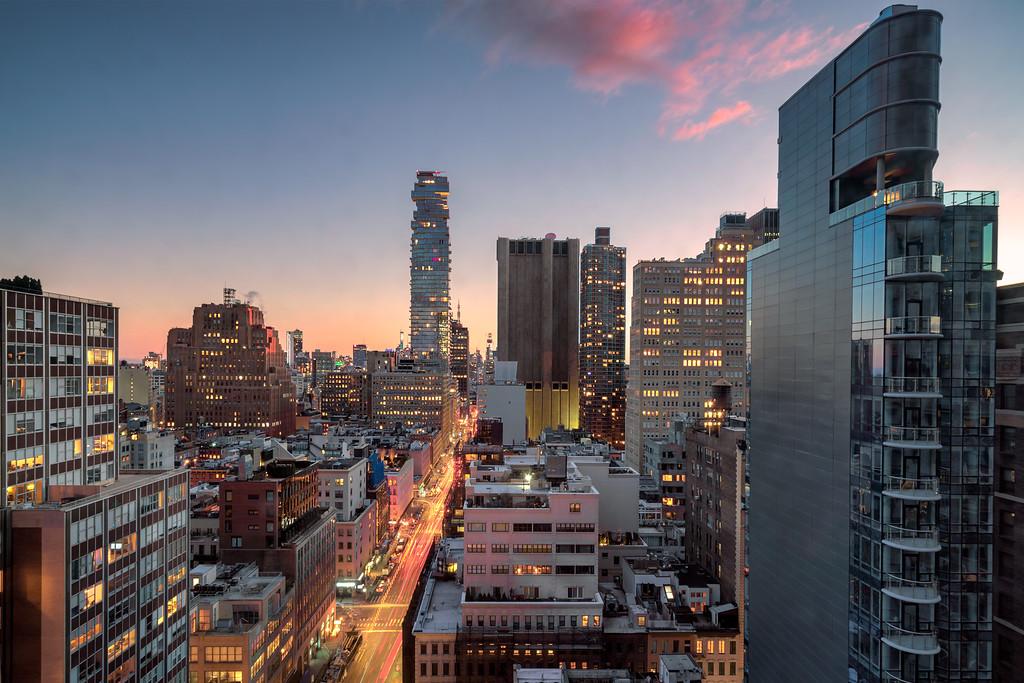 NYC Lower Manhatten