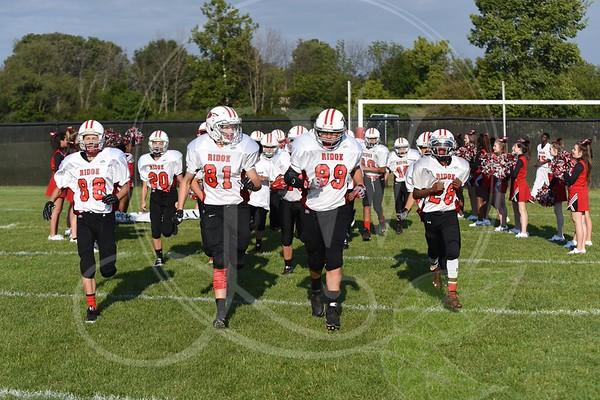 Ridge Football & Cheer - Fall 2015
