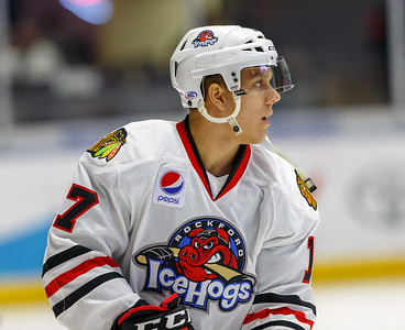 12-12-17 - IceHogs vs. Wolves