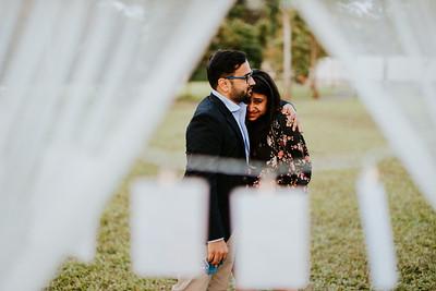Karan and Kanika Proposal