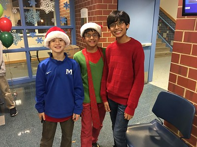 6th Grade Holiday Social