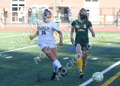 King Philip - Franklin Girls Soccer 10-14-20