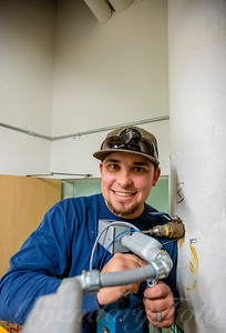 2016 January UCD Electricians at Work