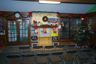 Austin Children's Montessori Christmas Program Dec 2007