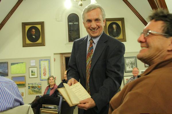 Kenneth Gloss,  Rare Books Appraisal; Talk