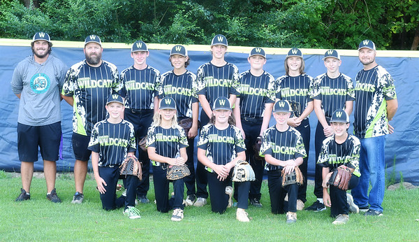 Wildcats Team Photo 2021