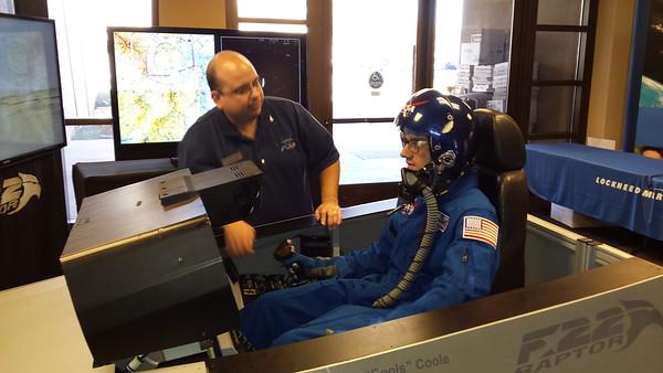 UTEP NASA Fan