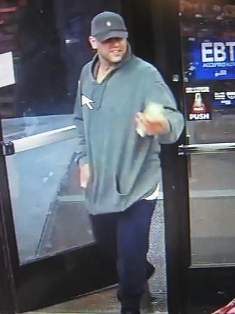 Newington gas station robber