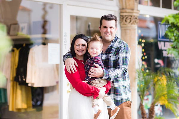 Tempone Family- Holiday 2018