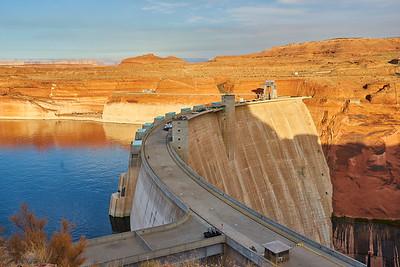 2017-11-20 - Glen Canyon Dam + Horseshoe Bend